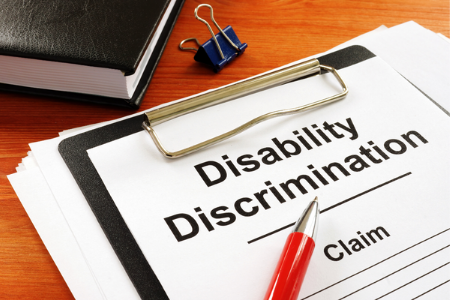 how to report disability discrimination incidents