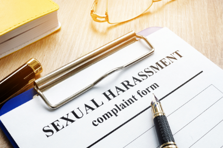recourse for victims of sexual harassment