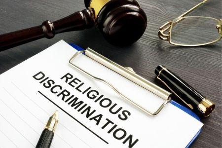 religious discrimination definition
