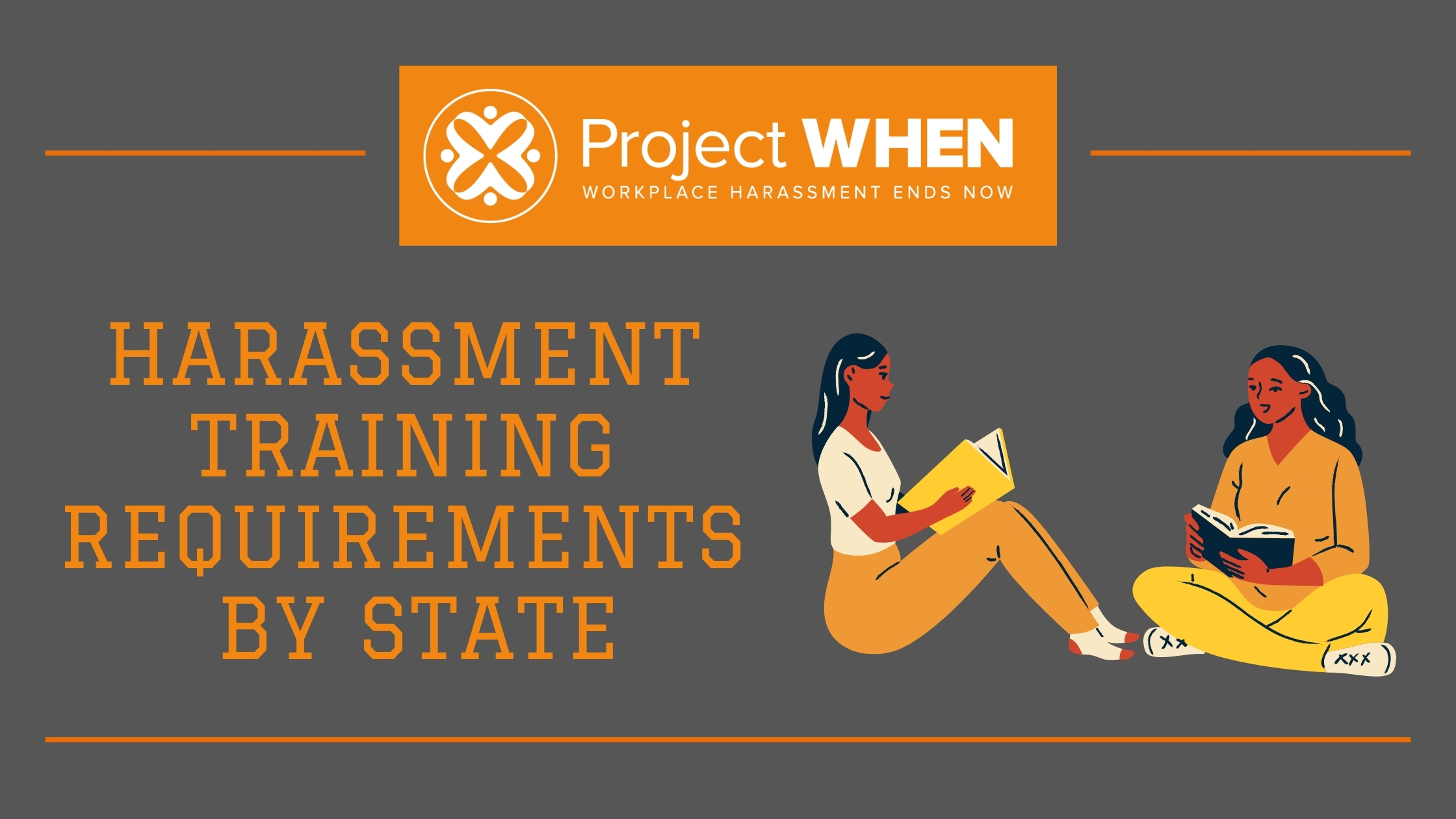 harassment training requirements by state