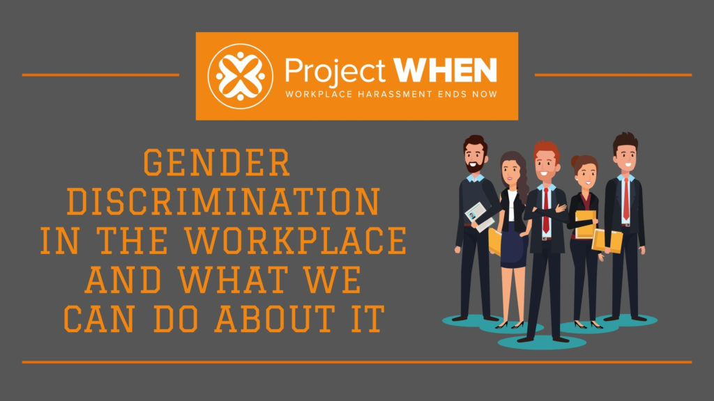 gender discrimination in the workplace