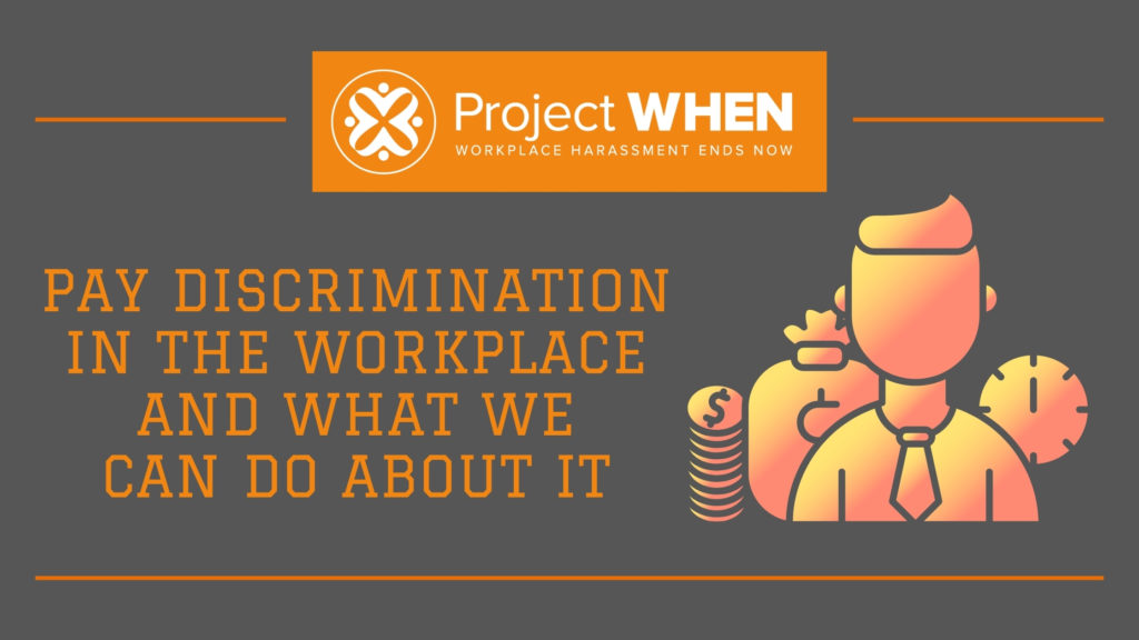 pay discrimination in the workplace